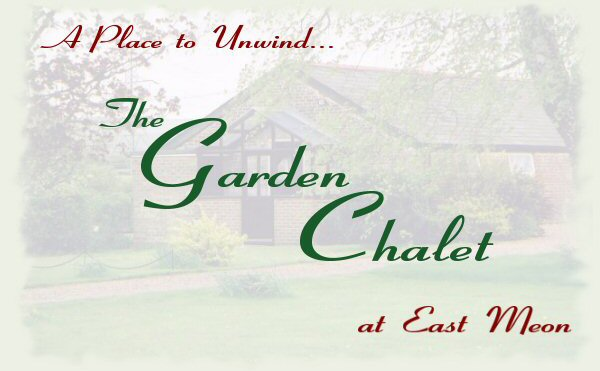 The Garden Chalet at East Meon